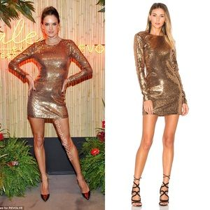 Ale by Alessandra Dresses - ALE BY ALESSANDRA x REVOLVE Julinha Sequin Dress